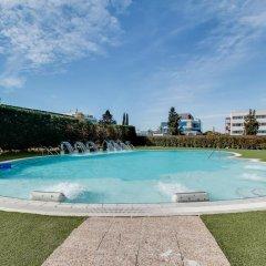 Отель Barcelona Airport Hotel Испания, Эль-Прат-де-Льобрегат - 3 отзыва об отеле, цены и фото номеров - забронировать отель Barcelona Airport Hotel онлайн бассейн