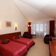 Гостиница Комплекс отдыха Завидово комната для гостей фото 4