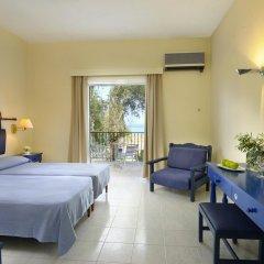 Отель Corcyra Gardens - All inclusive комната для гостей фото 6