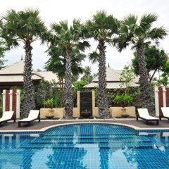 Отель Bhumlapa Garden Resort Таиланд, Самуи - отзывы, цены и фото номеров - забронировать отель Bhumlapa Garden Resort онлайн бассейн