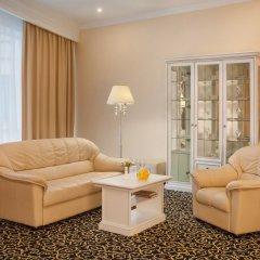 Принц Парк Отель 4* Президентский люкс с различными типами кроватей фото 3