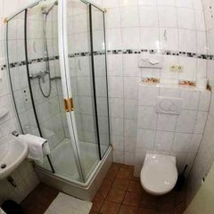 Отель BAYERLAND Мюнхен ванная
