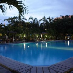 Palm Garden Hotel Паттайя бассейн фото 5