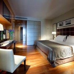 Отель Eurostars Grand Marina 5* Люкс Премиум с различными типами кроватей фото 2