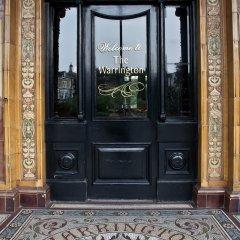 The Warrington Hotel вид на фасад фото 2