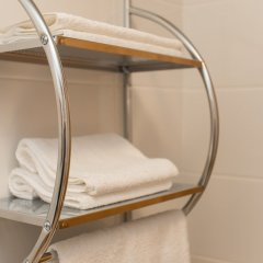 Гостиница Бизнес-Турист Стандартный номер с различными типами кроватей фото 9
