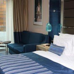 Crowne Plaza Istanbul Florya Турция, Стамбул - 3 отзыва об отеле, цены и фото номеров - забронировать отель Crowne Plaza Istanbul Florya онлайн комната для гостей фото 3