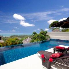 Отель The Pavilions Phuket Таиланд, пляж Банг-Тао - 2 отзыва об отеле, цены и фото номеров - забронировать отель The Pavilions Phuket онлайн бассейн фото 4