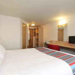 Отель Travelodge London Docklands комната для гостей фото 6