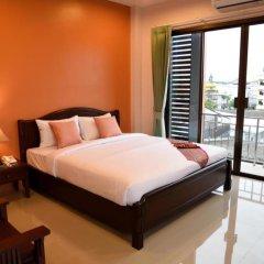 Отель Krabi Phetpailin Hotel Таиланд, Краби - отзывы, цены и фото номеров - забронировать отель Krabi Phetpailin Hotel онлайн комната для гостей фото 7