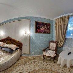 Отель Мастер и Маргарита Иркутск комната для гостей фото 6
