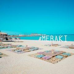 Отель Meraki Resort (Adults Only) пляж фото 5