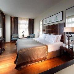 Отель Eurostars Grand Marina 5* Номер Делюкс с двуспальной кроватью фото 2