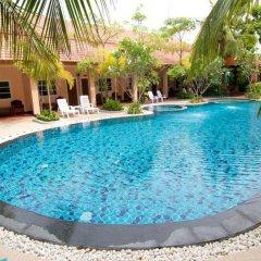 Отель Ampan Resort бассейн фото 2