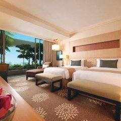 Отель Marina Bay Sands 5* Номер Grand club с 2 отдельными кроватями