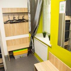 Гостиница Хостелы Рус - Чистые пруды Кровать в общем номере с двухъярусной кроватью