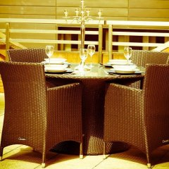 Отель Posh Pads at The Casartelli Великобритания, Ливерпуль - отзывы, цены и фото номеров - забронировать отель Posh Pads at The Casartelli онлайн питание фото 2