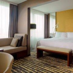 Zurich Marriott Hotel 5* Полулюкс с различными типами кроватей