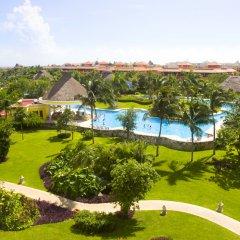 Отель Iberostar Paraiso Beach All Inclusive балкон