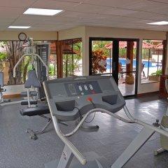 Отель Country Inn & Suites by Radisson, San Jose Aeropuerto, Costa Rica фитнесс-зал