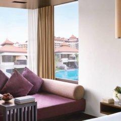 Отель Anantara The Palm Dubai Resort 5* Номер Делюкс с различными типами кроватей фото 5