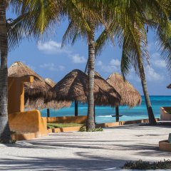 Отель Fiesta Americana Cancun Villas пляж фото 6