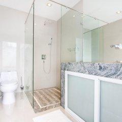 Отель Luxury 5 star beach villa 8 beds ванная