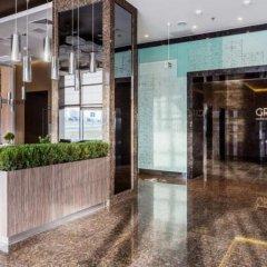 Гостиница Грин Сити интерьер отеля