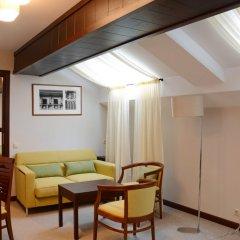 Гостиница Графский комната для гостей фото 10