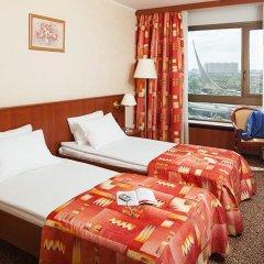 Гостиница Космос 3* Стандартный номер с 2 отдельными кроватями