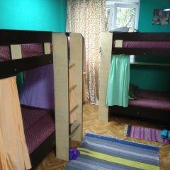 Мини-отель & Хостел Заря Стандартный семейный номер двуспальная кровать фото 6