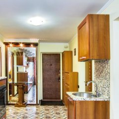 Апартаменты LikeHome Apartments Polyanka Москва интерьер отеля