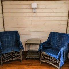 Гостиница Загородный клуб Фишерикс 3* Коттедж с различными типами кроватей фото 15
