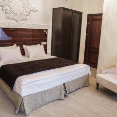 Гостиница Садовническая 5* Номер Делюкс с двуспальной кроватью фото 3