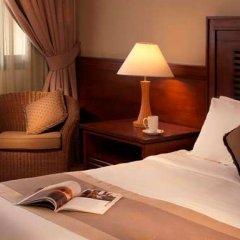 Отель Radisson Blu Resort, Sharjah 5* Президентский номер с двуспальной кроватью фото 2