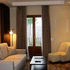 Отель Renaissance Tuscany Il Ciocco Resort & Spa 4* Люкс повышенной комфортности с 2 отдельными кроватями
