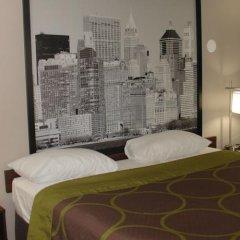 Отель Super 8 Jamaica США, Нью-Йорк - 1 отзыв об отеле, цены и фото номеров - забронировать отель Super 8 Jamaica онлайн комната для гостей фото 7