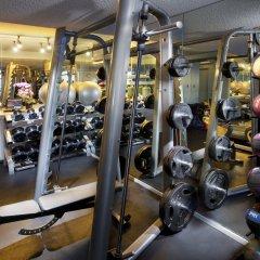 Отель Chamberlain West Hollywood фитнесс-зал