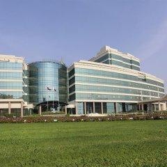 Отель Millennium Dubai Airport ОАЭ, Дубай - 3 отзыва об отеле, цены и фото номеров - забронировать отель Millennium Dubai Airport онлайн вид на фасад фото 2