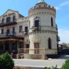 Отель Venice Castle Бердянск вид на фасад фото 2