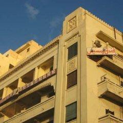 Ramsis Hotel Alexandria вид на фасад фото 3