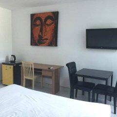 Отель Le Versace Residence 3* Номер Эконом разные типы кроватей