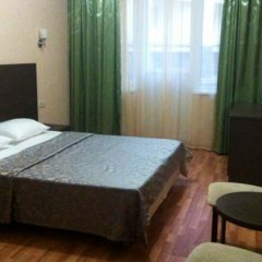 Гостиница Русь (Геленджик) комната для гостей фото 6