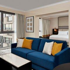 Отель Hilton Vienna Австрия, Вена - 13 отзывов об отеле, цены и фото номеров - забронировать отель Hilton Vienna онлайн комната для гостей фото 3