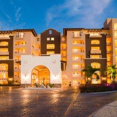 Отель Villa Del Arco Beach Resort & Grand Spa Кабо-Сан-Лукас вид на фасад фото 2
