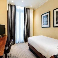 Отель Radisson Blu Edwardian Vanderbilt 4* Улучшенный индивидуальный номер с различными типами кроватей фото 2