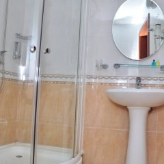 Отель Yacht club ванная
