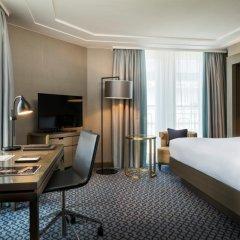 Отель Hilton Vienna Plaza Вена удобства в номере фото 2