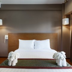 Отель The Cottage Suvarnabhumi 3* Улучшенный номер фото 5
