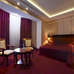 Отель Форум комната для гостей фото 3
